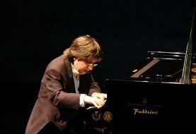 Piano Performance by Ramin Bahrami