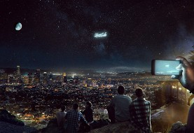 شرکت روسی تا سال ۲۰۲۱ تبلیغات شرکت های تجاری را از فضا به نمایش میگذارد!