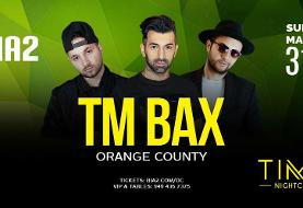 TM BAX Live in ۱۳ BEDAR Party in Orange County