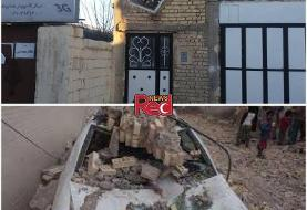آخرین اخبار از میزان خسارات زلزله شیراز: زمین لرزه حوالی اصفهان را لرزاند