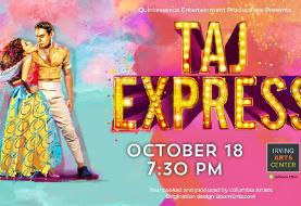 The Taj Express: The Bollywood Musical Revue
