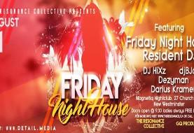 Friday Night House at Magnetiq