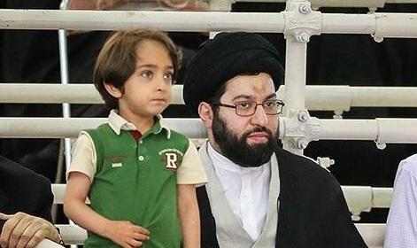 مادر عروس رهبر ایران بر اثر کرونا درگذشت