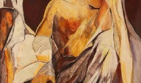 Painting Exhibition by Farzaneh Farzaneh