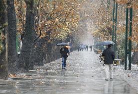 هوای سرد تا جمعه میهمان نقاط مختلف کشور است! تداوم بارش برف در آذربایجانات
