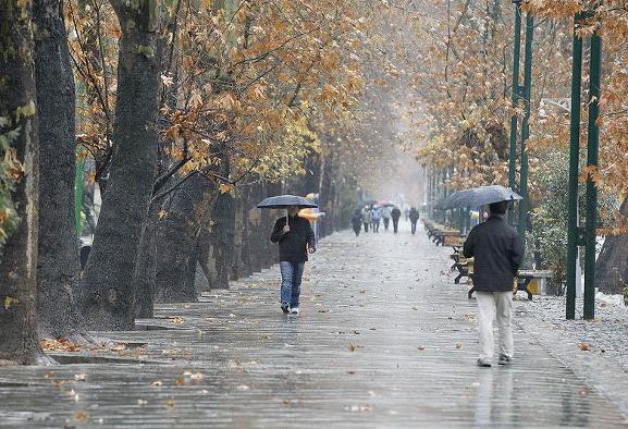 تاثیر قطعی اینترنت در پیشبینی هوای تهران