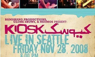 Kiosk  Live in Seattle