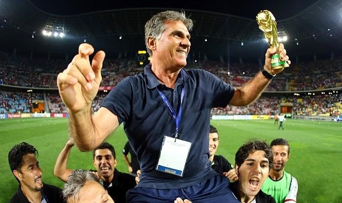 کی روش سرمربی تیم ملی فوتبال ایران در میان ۷ سرمربی برتر ملی جهان در سال ۲۰۱۷ قرار گرفت