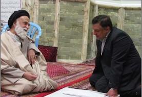 درگذشت استاد معروف اخلاق در خانواده، سید علی اکبر حسینی در ۷۹ سالگی