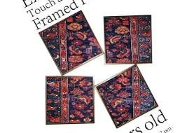 Exhibition: Framed Persian Rugs