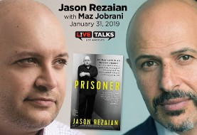 Jason Rezaian in conversation with Maz Jobrani