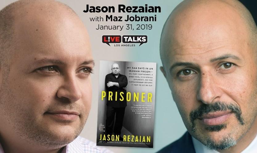 مصاحبه مازیار جبرانی با جیسون رضائیان در مورد کتاب اخیرش