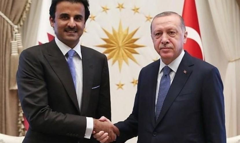 قطر ۱۵ میلیارد دلار در ترکیه سرمایهگذاری میکند، ارزش لیر صعودی شد