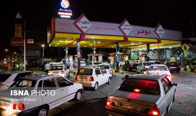شرکت فرآوردههای نفتی: برنامه ای برای تعطیلی پمپ بنزین ها در کشور وجود ندارد