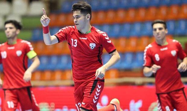 افغانستان شگفتی ساز فوتسال قهرمانی آسیا شد، ایران نیز به نیمه نهایی صعود کرد