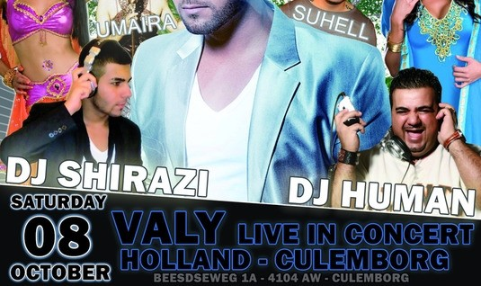 Valy Live In Concert