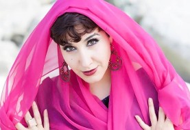 Workshops With Harla: Iranian Dance Fusion Series