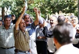حمله شبانه ماموران امنیتی به منزل تعدادی از کارگران معترض گروه ملی فولاد اهواز: تعداد بازداشت شدگان به ۳۱ نفر رسید