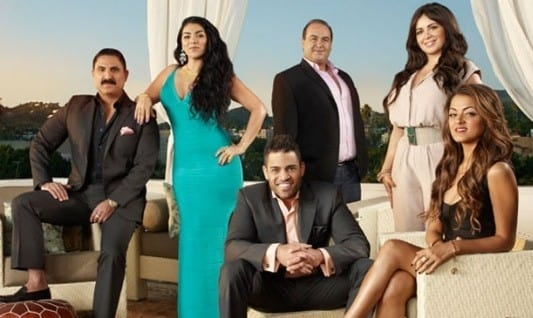 Birthday Celebration for Reality TV Star MIKE SHOUHED of SHAHS OF SUNSET