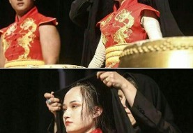 Iran's Music Festival Disrupted When Chinese Female Musician Loses Head ...