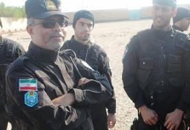 یکی از فرماندهان یگان ویژه ناجا خوزستان در ماهشهر در درگیری مسلحانه با شورشیان کشته شد