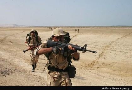 سپاه: ربوده شدن ۱۴ نیروی بسیجی و سپاهی هنگ مرزی میرجاوه نتیجه خیانت عوامل نفودی است