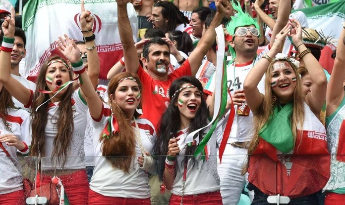 Join us to Watch Iran in World Cup