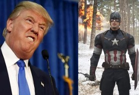 Interesting Reactions to Trump's Victory: Captain America and Jennifer Lawrence, Young Americans, Iran, Stock Market