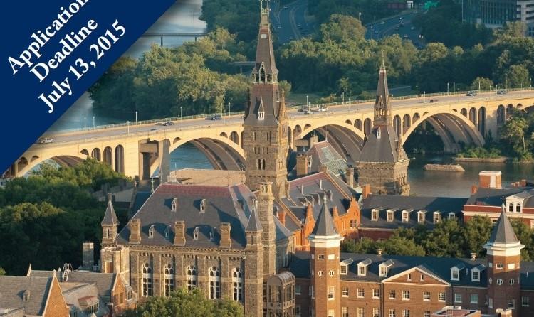 جلسه آشنایی و ثبت نام بورسیه زبان انگلیسی EHLS در دانشگاه جورجتان برای کارهای دولتی