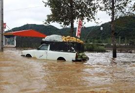 ۱۲ استان متاثر از سیل و طوفان: ادامه امدادرسانی به سیستان و بلوچستان