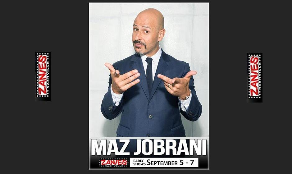 Maz Jobrani Comedy