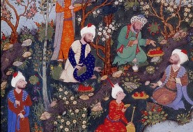 Love in Persian Literature: Lecture and Iranian Music