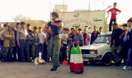 نمایش فیلم مستند تهران، بدون مجوز در فستیوال فیلم هامبورگ