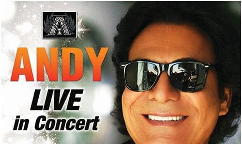 Andy Live in Concert in London
