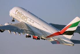 امارات پروازهای ایران را تعلیق کرد