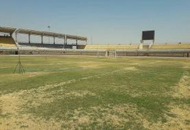 تصاویر: سیر تا پیاز وضعیت استادیومهای لیگ دسته یک