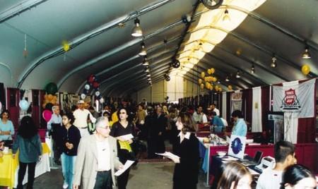 بازار و نمایشگاه محصولات و خدمات همزمان با جشنواره مهرگان