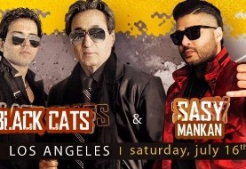 Sasy Mankan & Black Cats Live in Los Angeles