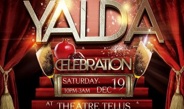 Yalda celebration in Montreal