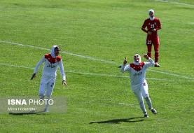پیروزی تیم ملی فوتبال بانوان زیر ۱۹ سال ایران در دومین دیدار دوستانه برابر اردن