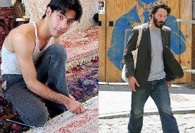 Shocking news (I)? Ebi's gift from an Arab Sheikh? Keanu Reeves Iranian roots?