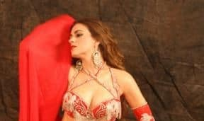 Layali Show: Live Arabic Music & Belly Dance