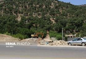 آیا جنگل خواری در محور یاسوج- شیراز پایان می یابد؟+ تصاویر