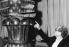 حسن حاجینوری، خالق مجسمه ۱۲ متری «سرستون تخت جمشید» برای آرژانتین، درگذشت