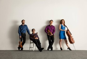 Del Sol Quartet Concert, Works of Young Iranian-American Composers