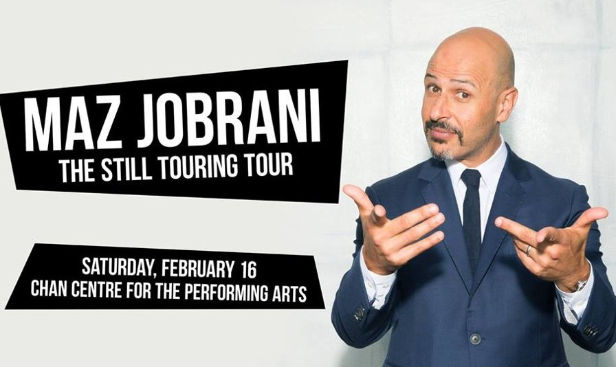 Maz Jobrani Comedy: The I'm Still Touring Tour