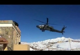 (Videos) US Apache Helicopter crash and other shocking real war footages