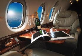 پروازهای چارتری جهان مسافر ندارند طلا جابجا میکنند! ثروتمندان از ترس کرونا خانه مانده اند