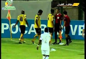 Luckiest Man of the Week: Sepahan's Adel Kolahkaj! (video)