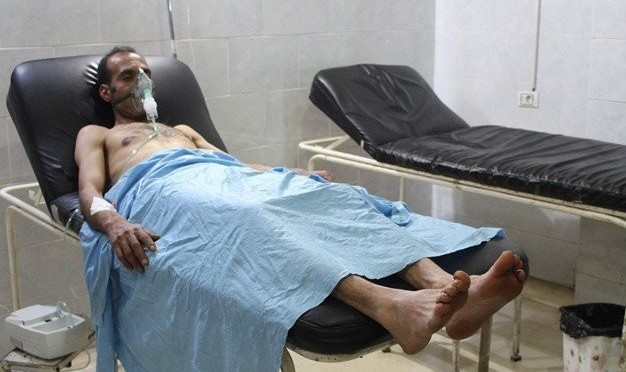کردهای سوریه: حمله ترکیه به یک روستای عفرین با گاز سمی/ ترکیه تکذیب کرد